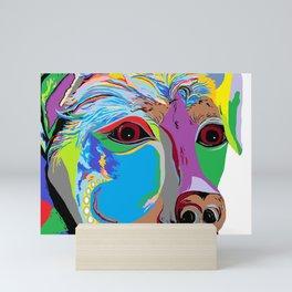 Rottweiler Mini Art Print