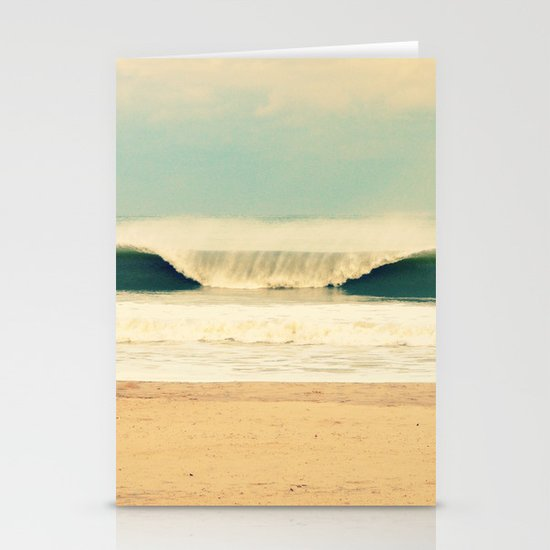 Winter Wave Stationery Cards
