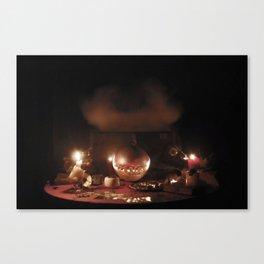 2:30 Gypsy Series: Evaporation Spell Canvas Print