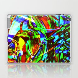 Fluid Painting 2 Laptop & iPad Skin