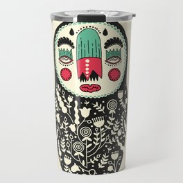 Matryoshka Matrioska Travel Mug