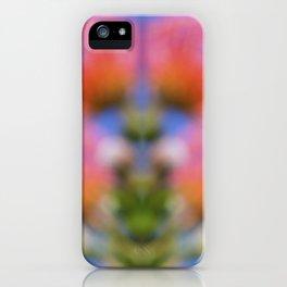 Pincushion Protea Mirage iPhone Case