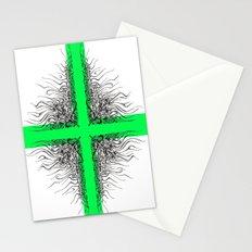 Modern Cross Stationery Cards