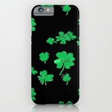 Irish Lucky Shamrock  iPhone 6 Slim Case