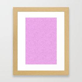 Pink Textured Background Framed Art Print