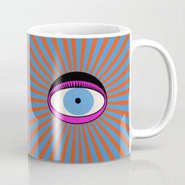 Radiant Eye Coffee Mug
