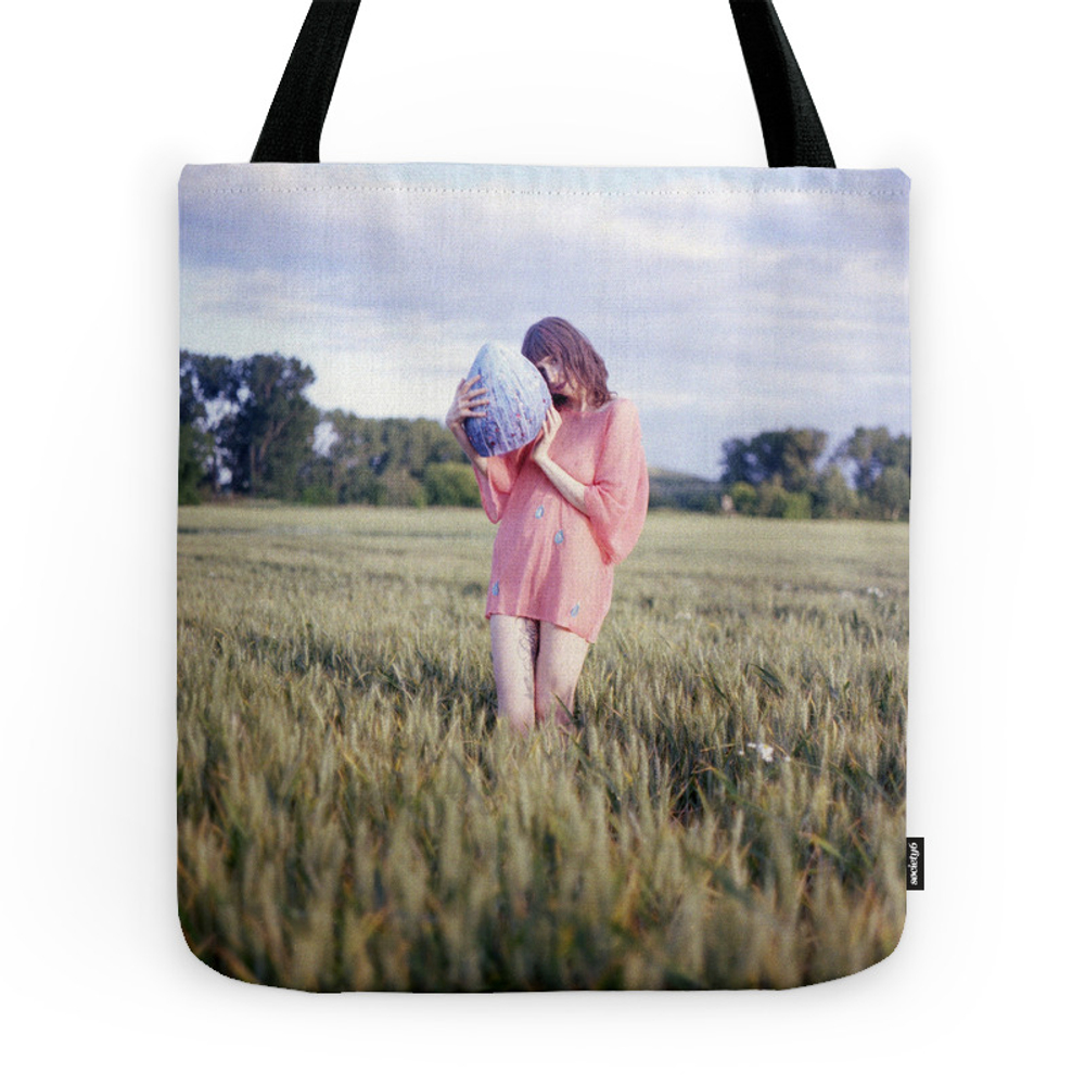 Big Girls Cry Tote Purse by 5letters (TBG7266770) photo
