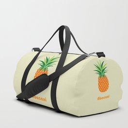 AFE Pineapple Duffle Bag