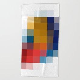 PIX MIX 3 Beach Towel