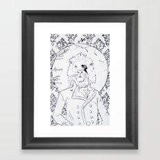 Richard Coeur Framed Art Print