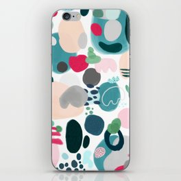 Inner world iPhone Skin