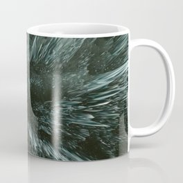 Glitch Dense Space Coffee Mug