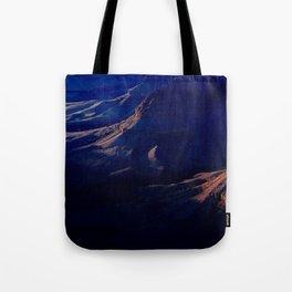 Grand Canyon Subtle Evening Light Tote Bag