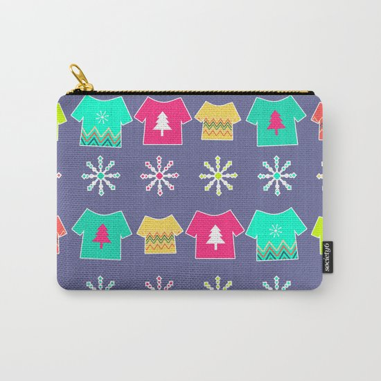 Christmas tees Carry-All Pouch