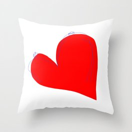 Fais-moi jouïr! Throw Pillow