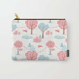 cute forest Carry-All Pouch
