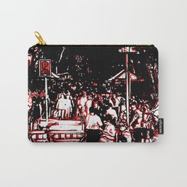 Las Ramblas Carry-All Pouch