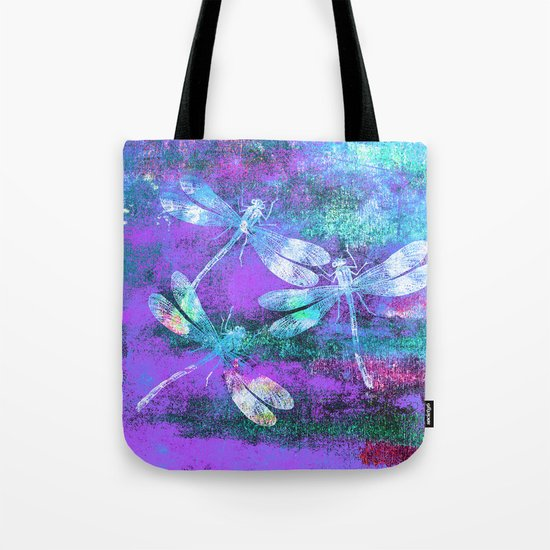 Mauritius Dragonflies WW Tote Bag