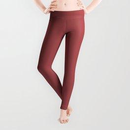 Rose vale - solid color Leggings