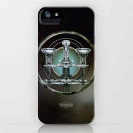 """Astrological Mechanism - Libra"" iPhone Case"