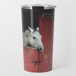 Fleabitten Grey Travel Mug