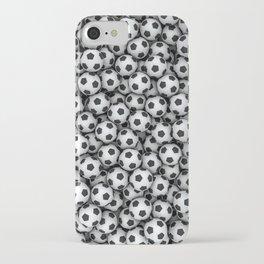 Soccer Balls iPhone Case
