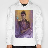bane Hoodies featuring Magnus Bane by AkiMao