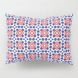 Geometric Pattern - Oriental Design Pillow Sham
