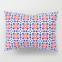 Geometric Pattern - Oriental Design Pillow Sham