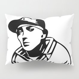 THE  KING OF RAP AND HIP HOP Pillow Sham