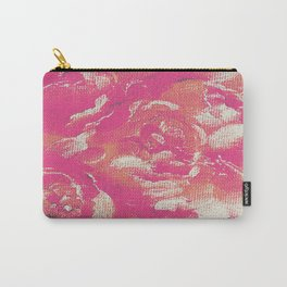 flower peone Carry-All Pouch