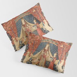 The Lady And The Unicorn Pillow Sham