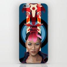 Queen of Darkness Far Cry 4 -  Yuma iPhone & iPod Skin