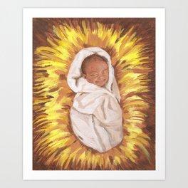 Emmanuel Art Print