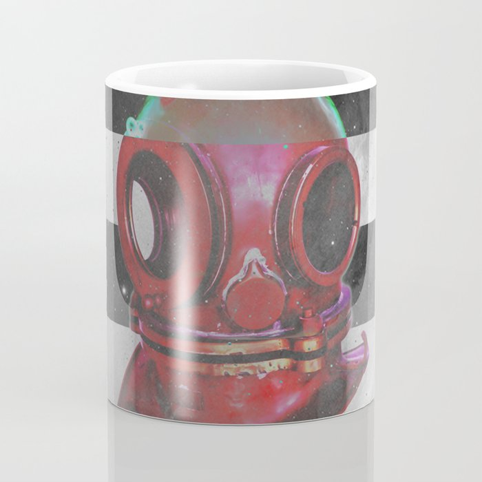 Old school helmet Coffee Mug