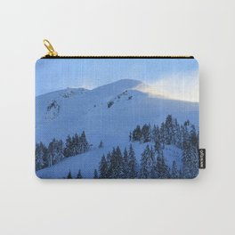 Ghosts In The Snow Carry-All Pouch