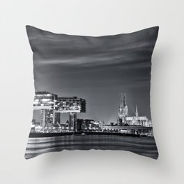 COLOGNE 07 Throw Pillow