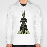 ornate Hoodies featuring Ornate spirituality by Barruf