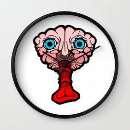 Brain Tongue -L.O.B. Wall Clock