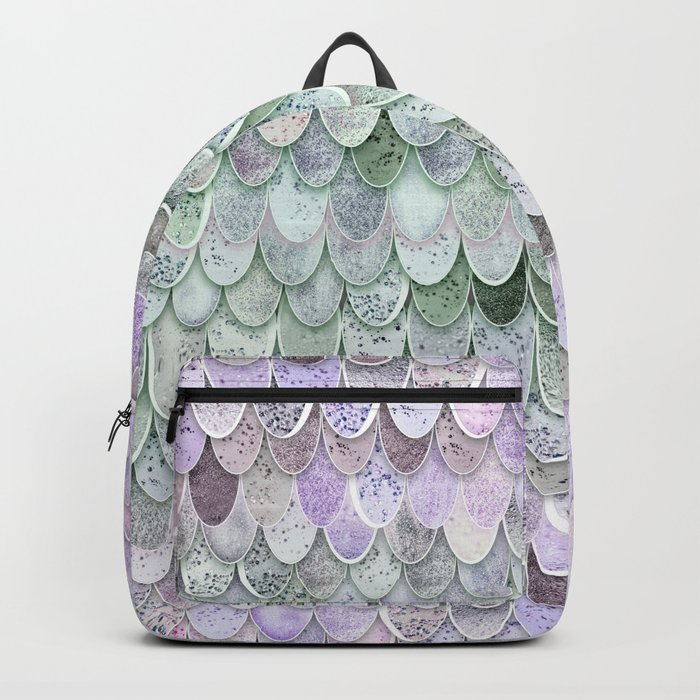 MAGIC  MERMAID Backpack