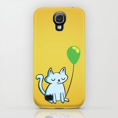 Cat Galaxy S4 Slim Case