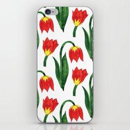 Watercolor Botanical iPhone Skin