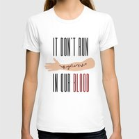 lorde T-shirts featuring It Don't Run in Our Blood - Royals by Lorde by Jesus Acosta