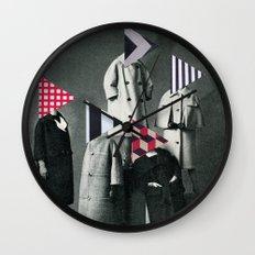 Fashion Forward Wall Clock