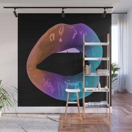 Kiss Me Series: Seven Wall Mural