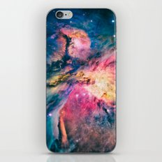 The awesome beauty of the Orion Nebula  iPhone Skin
