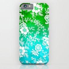 VINTAGE FLOWERS XVII - for iphone iPhone 6s Slim Case