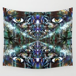 Scopaesthesia Wall Tapestry