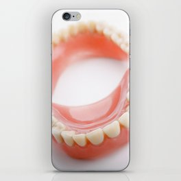 model of jaws iPhone Skin
