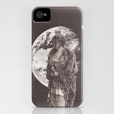 Visitor Queen (no. 2) iPhone (4, 4s) Slim Case